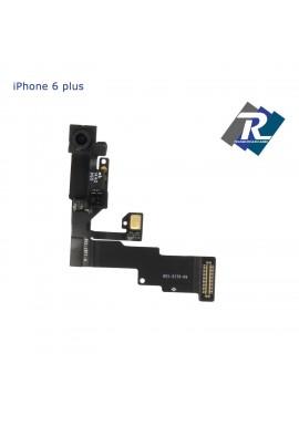 Flex flat sensore di prossimità e fotocamera camera anteriore per iPhone 6 Plus