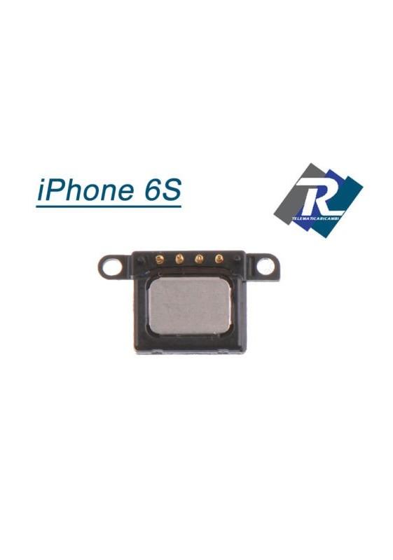 CASSA AUDIO SPEAKER ALTOPARLANTE EARPIECE CASSA ASCOLTO AURICOLARE iPhone 6S 6 S