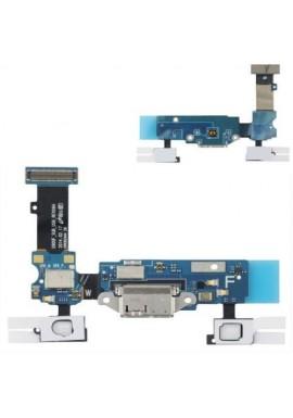 Connettore ricarica per Samsung Galaxy S5 G900F microfono flat carica dock flex