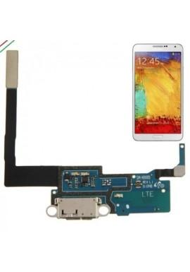 FLEX CONNETTORE DOCK RICARICA MICROFONO PER SAMSUNG GALAXY NOTE 3 SM N9005