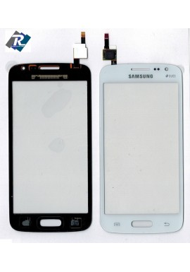 TOUCH SCREEN VETRO VETRINO SAMSUNG GALAXY EXPRESS 2 G3815 BIANCO DUOS NO DISPLAY