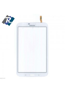 "TOUCH SCREEN VETRO PER SAMSUNG GALAXY TAB 3 SM - T311 8"" BIANCO NO DISPLAY"