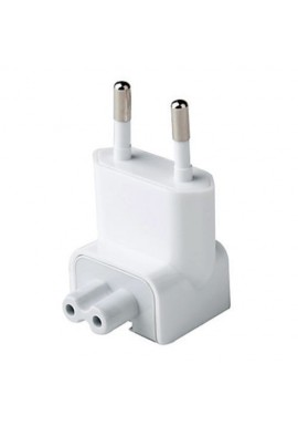 Spina Europea EU a 2 poli per Power Adapter Apple iPhone iPod iPad e MacBook