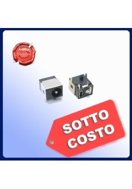 DC Power Jack connettore alimentazione notebook ACER Aspire ONE 110 150 (Ac1)