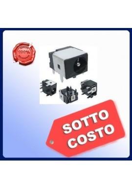 Connettore Alimentazione Dc Jack Per Acer Aspire 1200 1410 1500 1520 1600 (Ac3)
