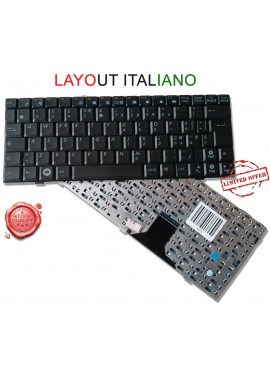Tastiera ITALIANA ASUS EEE PC EEPC 1000 1000H 1000HA 1000HE 1000HV 1004DN NERA