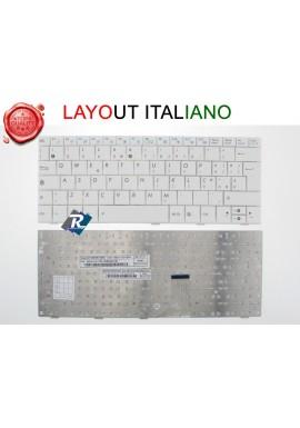 Tastiera ITALIANA ASUS EEE PC 1001 1005 1008 1008H 1008HA BIANCA