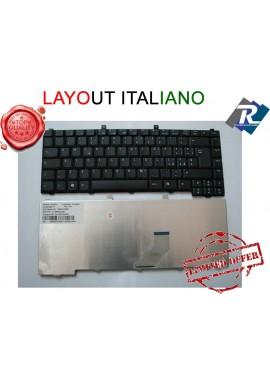Tastiera ITA Acer Aspire 3100 3650 3690 5600 5100 5110 5610 5630 5650 5680 Nera