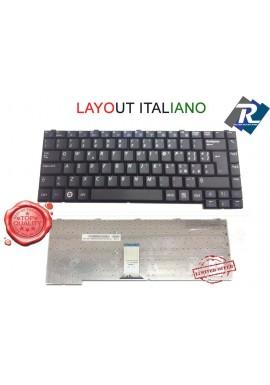 Tastiera Italiana per SAMSUNG NP-R60 R60 R70 R570 R510 R560 P510 P560 Nera
