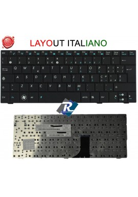 Tastiera ITALIANA ASUS EEE PC 1001 1001HA 1001P 1001PX 1001PXD 1005 NERA