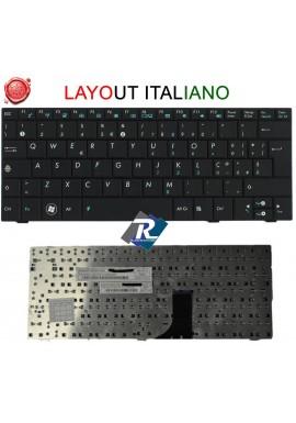 Tastiera ITALIANA ASUS EEE PC 1001 1005 1008 1008H 1008HA NERA