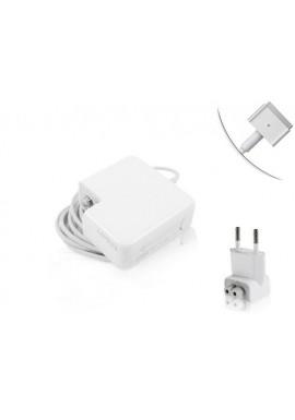 Alimentatore MagSafe 2 per Apple MacBook 14,85V 3,05 45W 5 Pin A1244 A1270 A1466