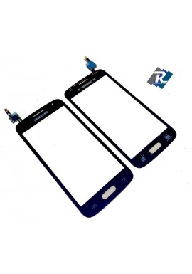TOUCH SCREEN VETRO VETRINO SAMSUNG GALAXY EXPRESS 2 G3815 DARK BLU