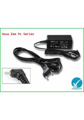 Alimentatore per Asus Eee PC Eeepc SERIE 1001 1004 1005 1011 1015 1025 1201 40W