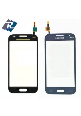 TOUCH SCREEN SAMSUNG GALAXY CORE PRIME SM-G360 G360F DUOS BIADESIVO GRIGIO SCURO NERO