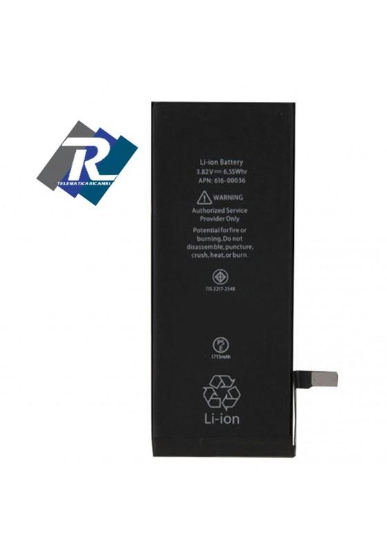 Batteria per Apple iPhone 6S- 6 S 1715 mAh sostituisce originale