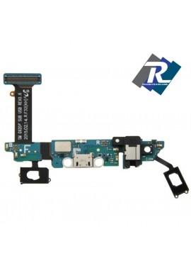FLEX FLAT CONNETTORE DI RICARICA DOCK USB MICROFONO SAMSUNG GALAXY S6 G920 G920F