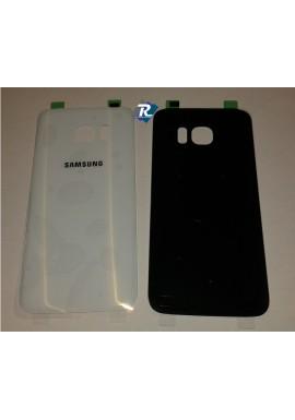 Copri Batteria Back Cover Scocca Posteriore Samsung Galaxy S7 EDGE G935F BIANCA