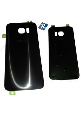 Copri Batteria Back Cover Scocca Posteriore Samsung Galaxy S7 EDGE G935F NERA