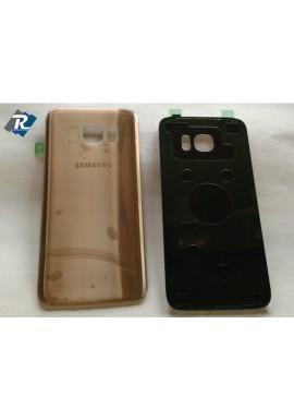 Copri Batteria Back Cover Scocca Posteriore Samsung Galaxy S7 EDGE G935F ORO GOLD