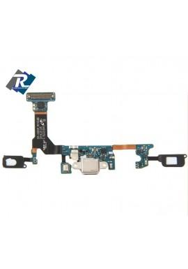 Connettore ricarica per Samsung Galaxy S7 G930F microfono flat carica dock flex