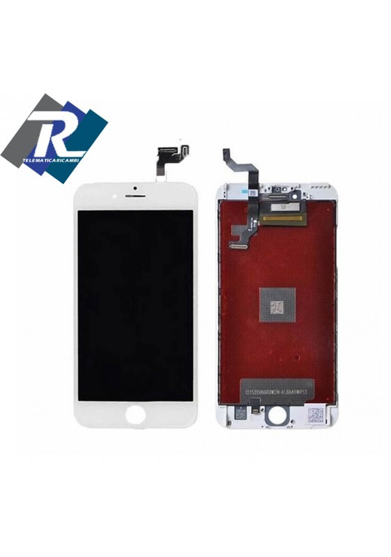 27346ef8cfc Nuovo Display LCD Retina Touch Screen Vetro Schermo Apple iPhone 6S Plus  5.5 Bianco