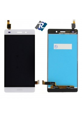 TOUCH SCREEN VETRO LCD DISPLAY Per Huawei Ascend P8 Lite ALE-L21 Bianco