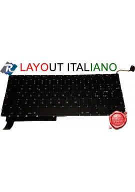 "TASTIERA Italiana per Apple Macbook Pro 15"" Unibody A1286 2009 2010 2011 2012"