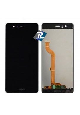 TOUCH SCREEN VETRO LCD DISPLAY Per Huawei P9 EVA-L09 EVA-L19 EVA-L29 Nero