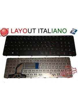 Tastiera ITALIANA HP Pavilion  17-E000 SERIE G2 250 G3 255 G3 256 G3 R65 + FRAME