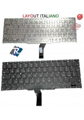 TASTIERA Italiana Apple MacBook Air A1370 A1465 MC505 MC506 MD711 MD712 MD223