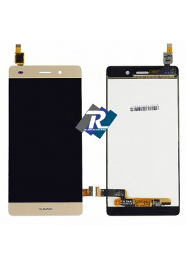 TOUCH SCREEN VETRO LCD DISPLAY Per Huawei Ascend P8 Lite ALE-L21 Gold Oro