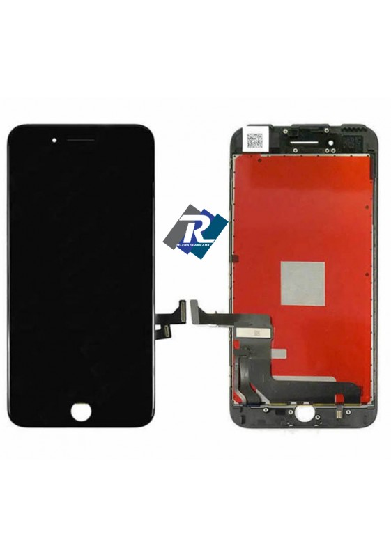 Display LCD Retina HD Touch Screen Vetro Schermo Apple iPhone 7 Plus 5.5 Nero